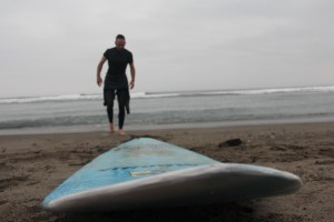 Longboards of Huanchaco