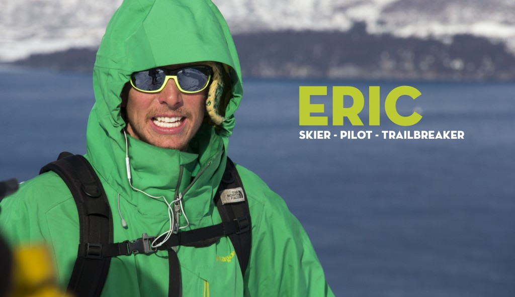 Eric teamed up early when asked about a trip to Alaska. He doesn't regret his decision for 1 second.